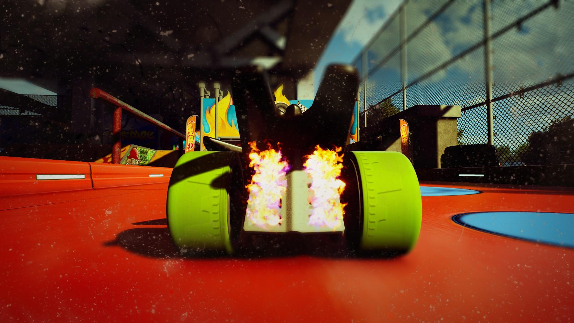 Hot Wheels Unleashed Pc Rear Boost