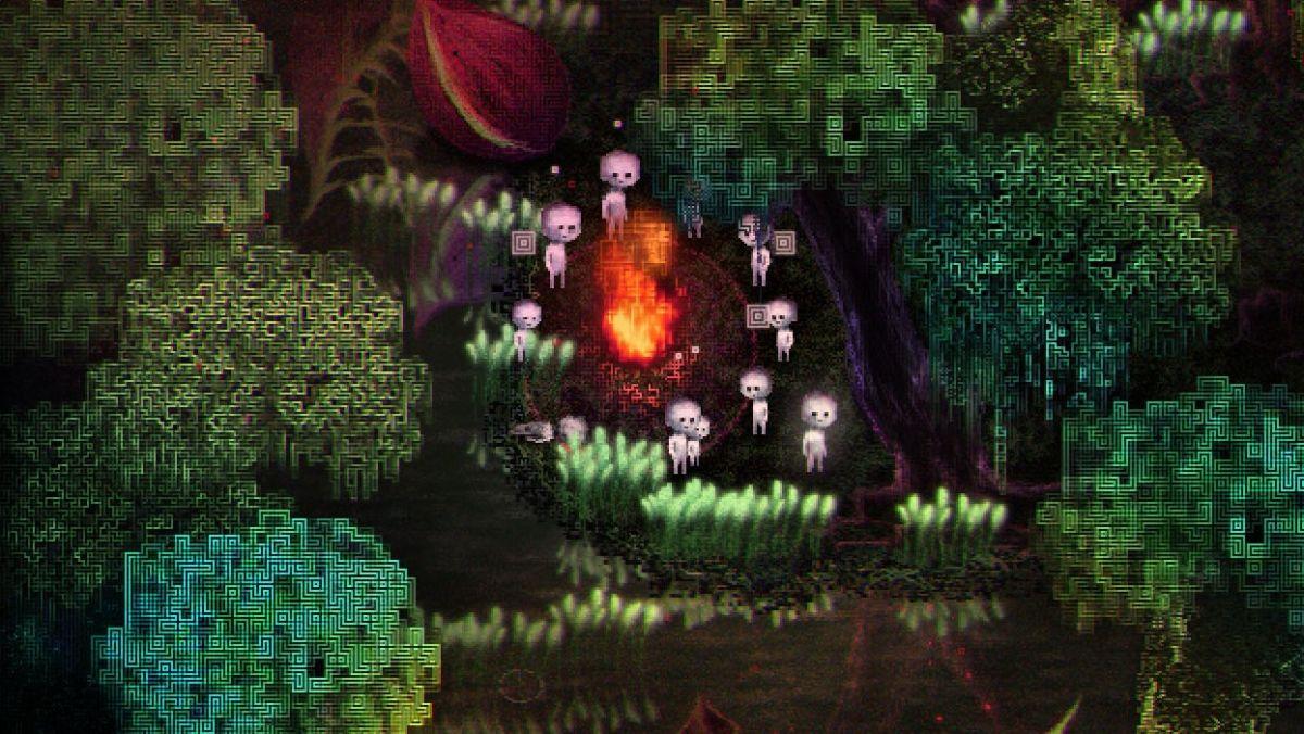 Unsettling Pikmin-like adventure Dap arrives on PC next week