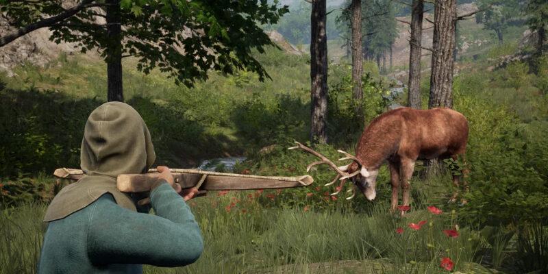 Medieval Dynasty Development Roadmap Crossbow Deer Hunt