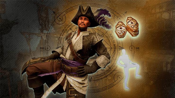 Набор пиратов Нового Мира