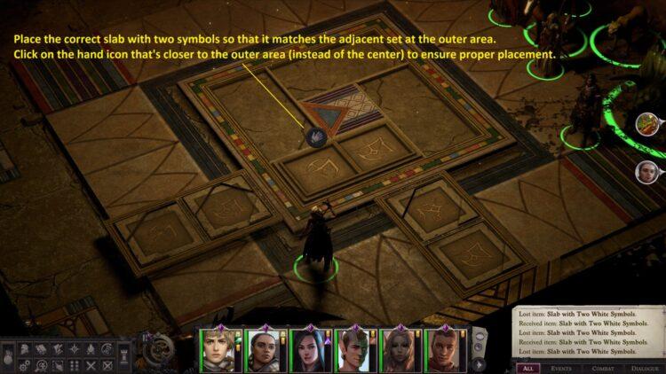 Pathfinder Wrath Of The Righteous Как решить загадочную неразрешенную головоломку Руководство 1