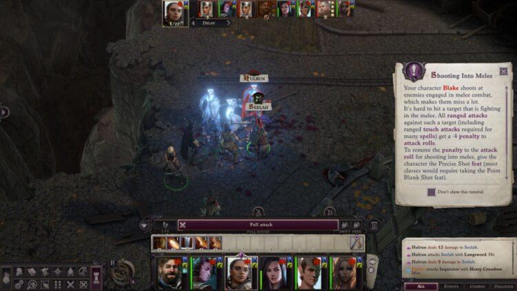 Pathfinder real-time vs turn-based