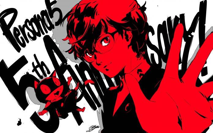 Persona 5 Anniversary Illustration 696x435