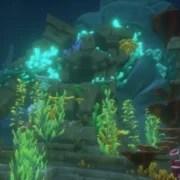 Sea of Thieves Season Four underwater