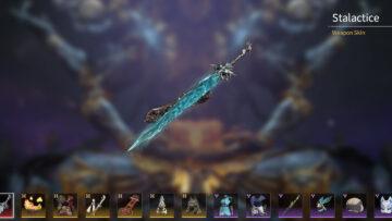 Stalactite Sword Skin