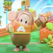 Fall Guys AiAi costume Monkey Ball