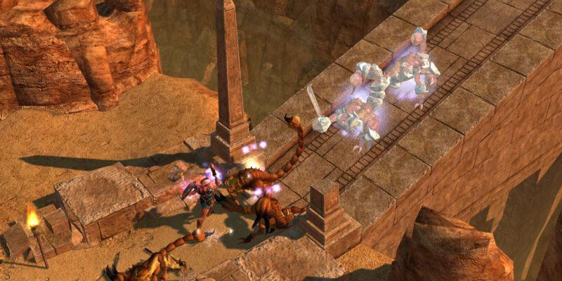 Thq 10th Anniversary Titan Quest