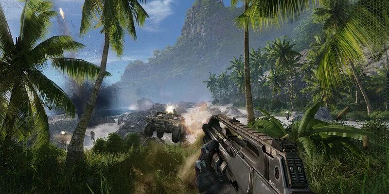 Crysis Remastered Trilogy Epic Games