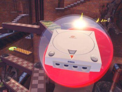 Super Monkey Ball Banana Mania Sega Legends Dreamcast