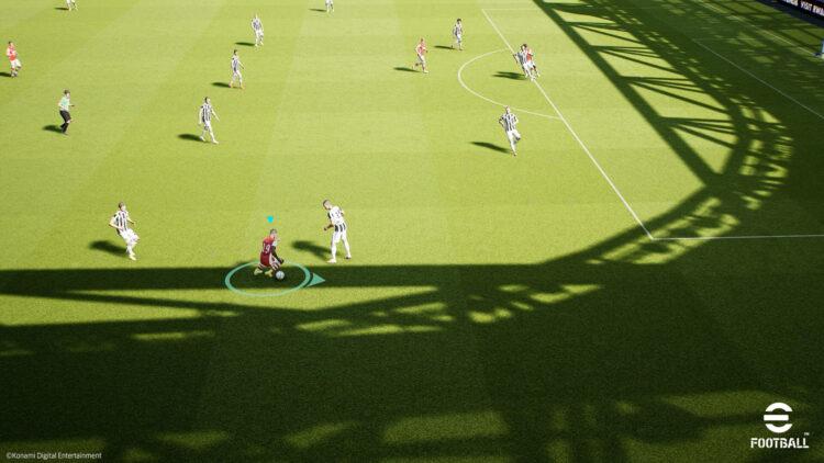 Efootball Duel Camera