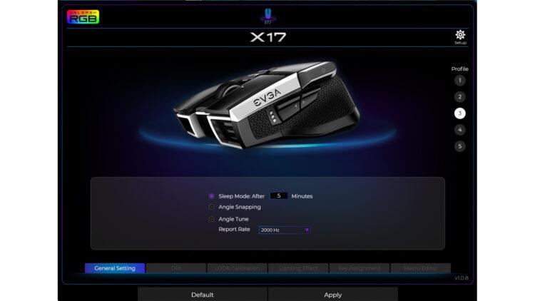 Evga X17 Mouse Rgb обзор рейтингов опросов