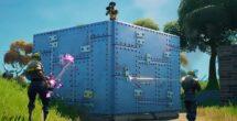Fortnite Armored Wall Fourth Birthday Feat