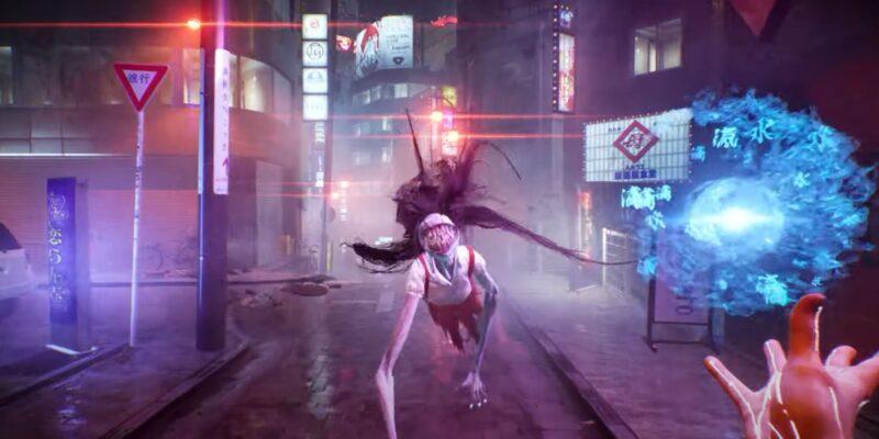 Ghostwire Toyko Trailer