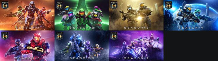 Halo Mcc Season 8