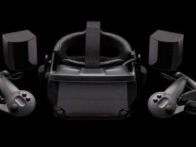 Valve VR headset index