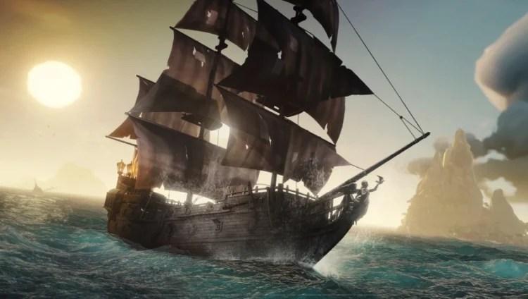 Sea of Thieves Season Four ship