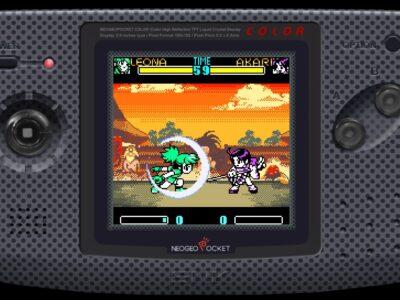 Neo Geo Pocket Steam