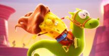 New Spongebob Game Spongebob Squarepants The Cosmic Shake