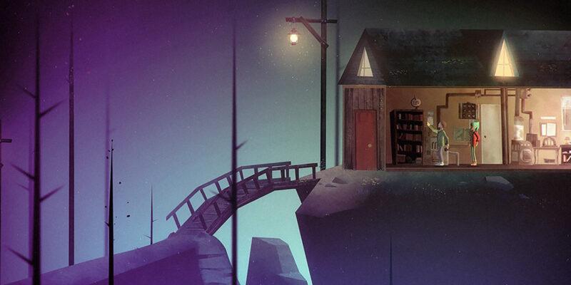 Netflix Night School Studio Oxenfree
