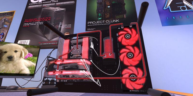 Pc Building Simulator Free Epic Games Store