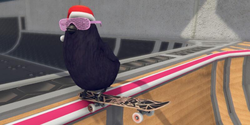 Skatebird Review Nose Stall Trick