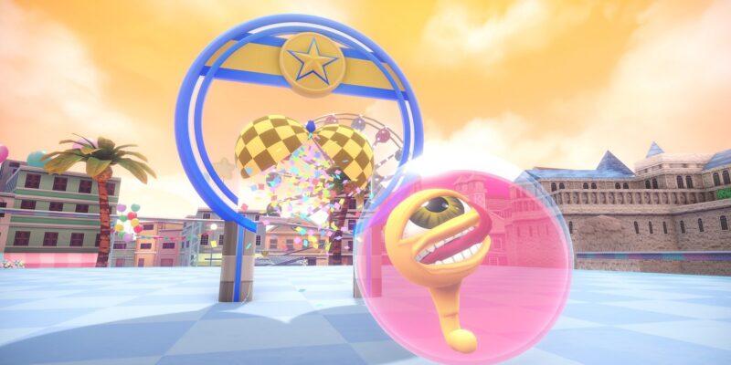 Super Monkey Ball Banana Mania Suezo victory