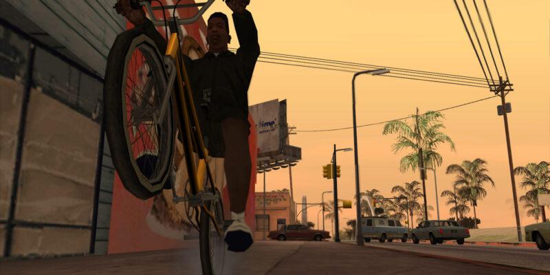 Grand Theft Auto remasters datamine San Andreas