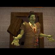 Stubbs the Zombie free shrug