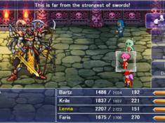 Final Fantasy V release Steam Mobile