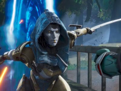 Apex Legends Escape Ash