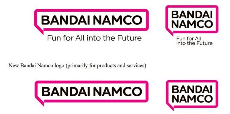 Bandai Namco new Logo 2