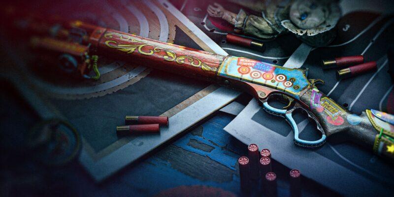 Black Ops Cold War .410 Ironhide Shotgun Attachments