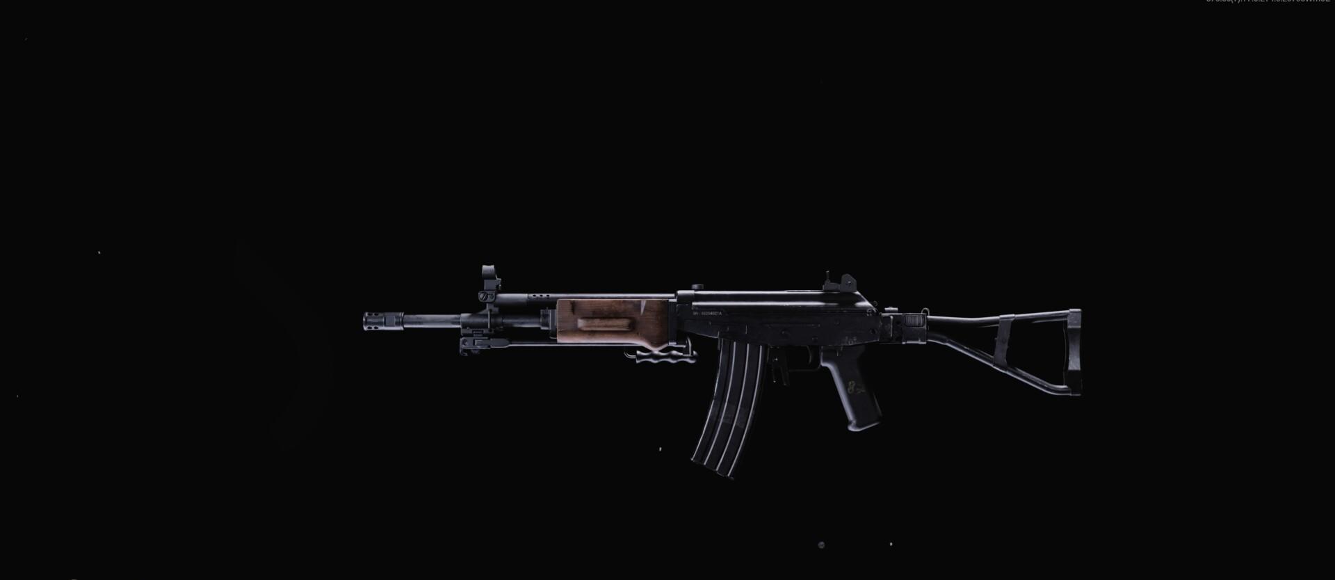 Black Ops Cold War Grav Attachments.
