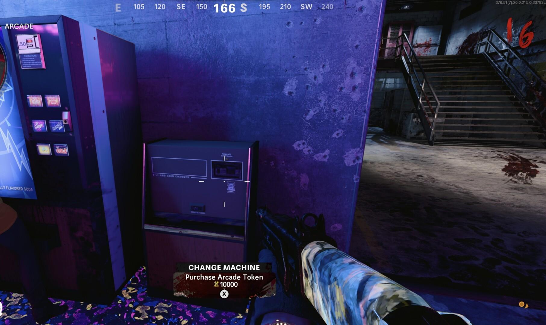 Black Ops Cold War Zombies Forsaken Arcade Tokens