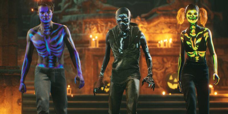 Bloodhunt Halloween Act 2 update