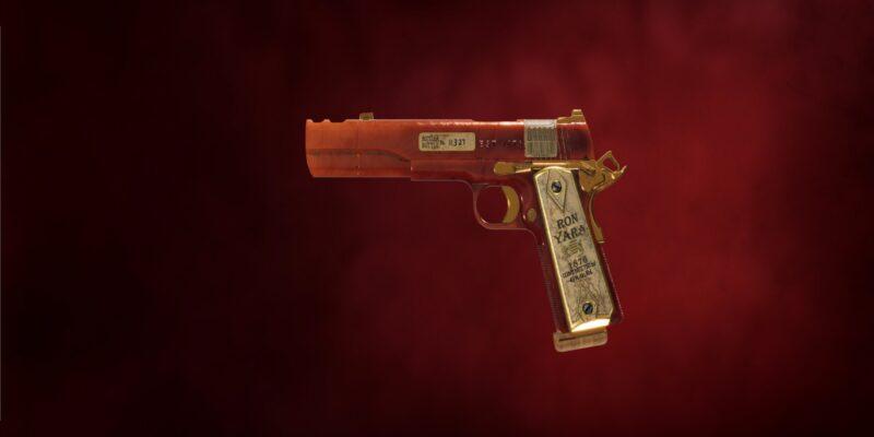Far Cry 6 Blood Drunk Unique Pistol Jose's Villa