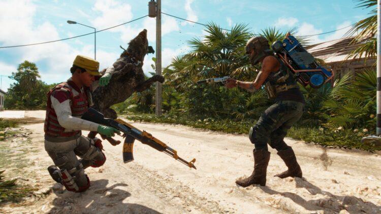 Far Cry 6 Бум Бум Руководство Amigo Бум или спад Бум Бум Навыки Бумер Far Cry 5 2