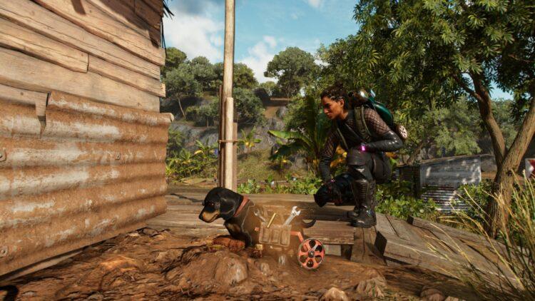 Far Cry 6 Chorizo Amigo Руководство Keen Senses Chorizo Исцеляющий трах Антон 1
