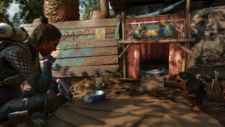 Far Cry 6 Chorizo Amigo Руководство Keen Senses Chorizo Исцеляющий трах Антон 2