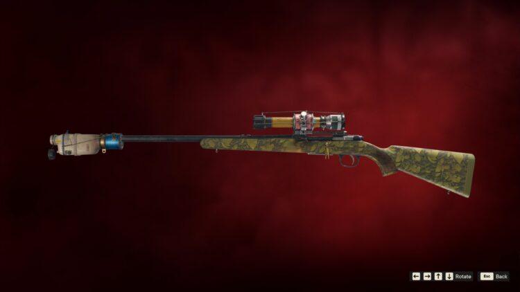 Far Cry 6 Эль Капироте Сьерво Мачо Эль Депредадор 2