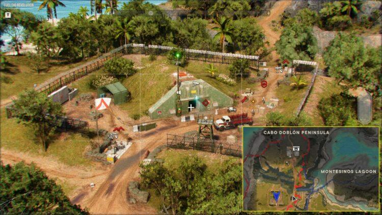 Far Cry 6 El General Unique Auto Pistol 1