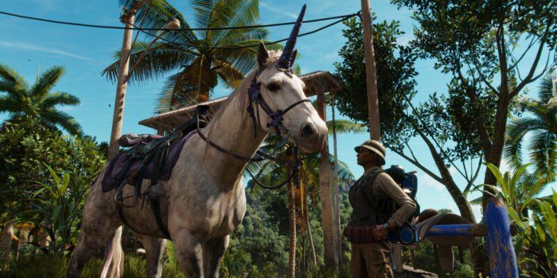 Far Cry 6 El Unicornio Unicorn Mount Sweet Fifteen Treasure Hunt