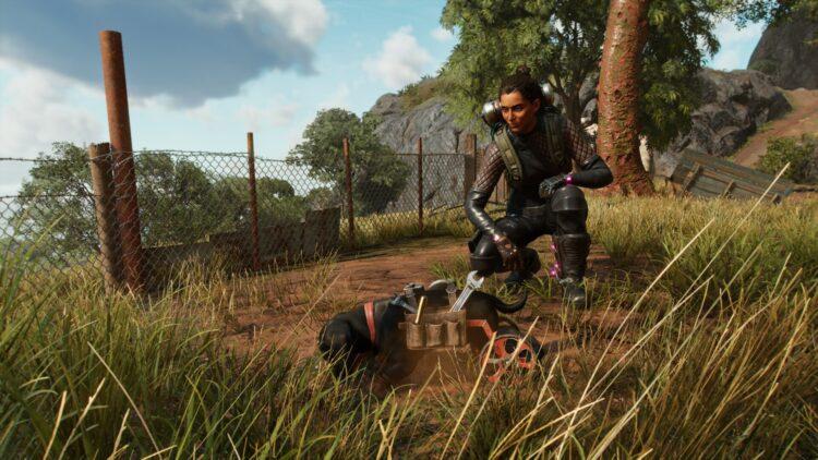 Far Cry 6 Трахни Антон Уникальная Винтовка Чоризо Таинственный Ключ 1