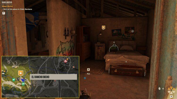Far Cry 6 Hi Fi Ранчо Бичо 1