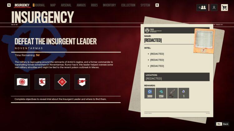 Far Cry 6 Insurgency Mode Руководство по повстанцам Новентармас Месть Яры 1b