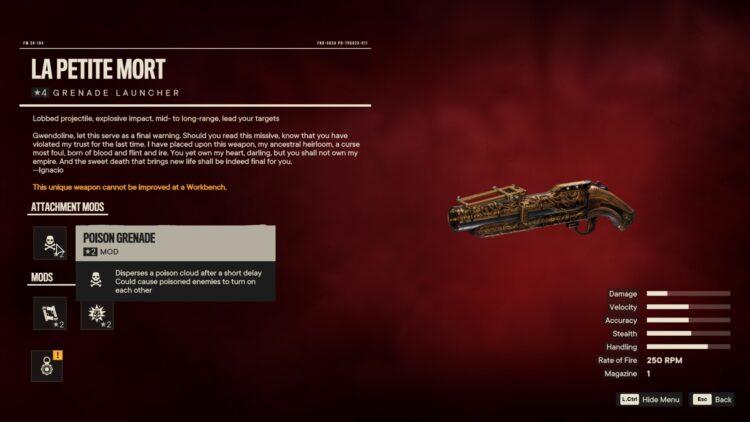 Far Cry 6 La Petite Mort Sword Crossed Lovers Treasure Hunt 2 (Охота за сокровищами 2)