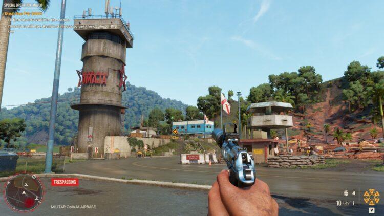 Far Cry 6 Руководство по особым операциям Масео 1