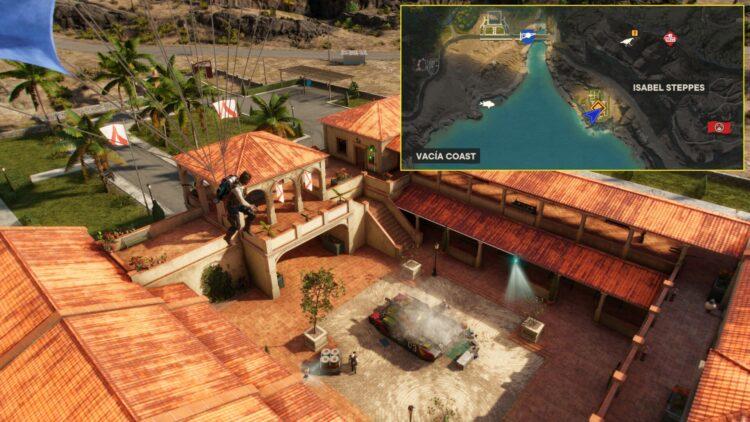 Far Cry 6 Noblesse Oblige Museum Of False Revolution 1