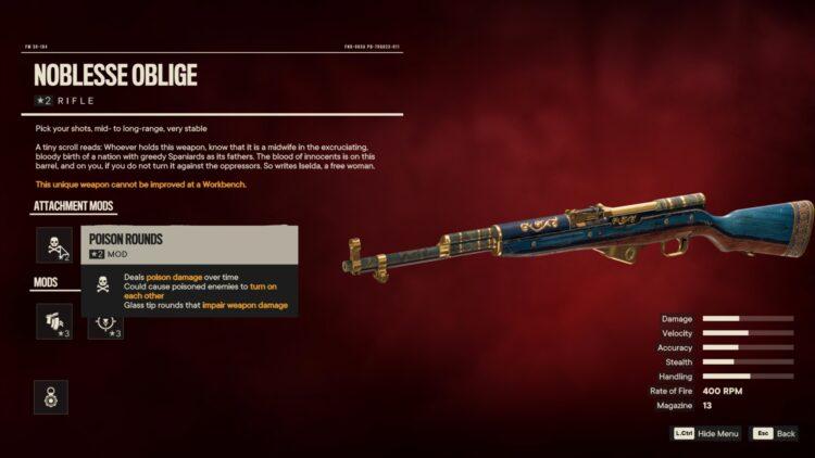 Far Cry 6 Noblesse Oblige Museum Of False Revolution 2