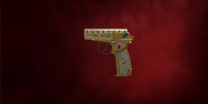 Far Cry 6 The Autocrat Unique Pistol Unique Weapon